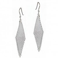 Серьги ELSA PERETTI MESH EARRINGS