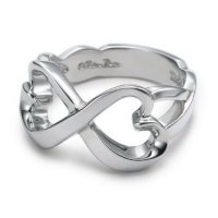 Кольцо Double Heart Ring